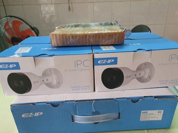 Camera Ip POE giá rẻ