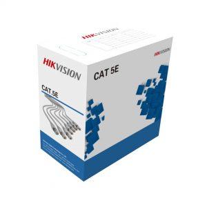 Dây cáp mạng Cat 5e Hikvision