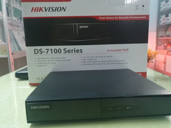 Đầu ghi IP HIKVISION DS-7108NI